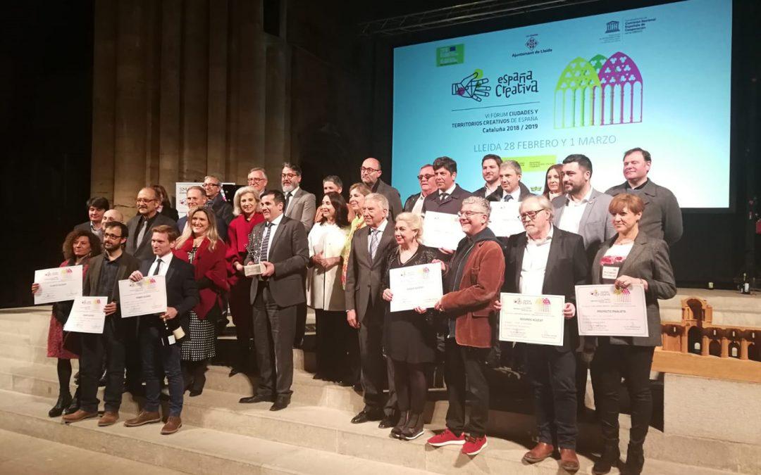 """El proyecto """"Zocos de al-Andalus"""" de la Fundación Pública Andaluza El legado andalusí ha resultado finalista en la Copa España Creativa 2019"""