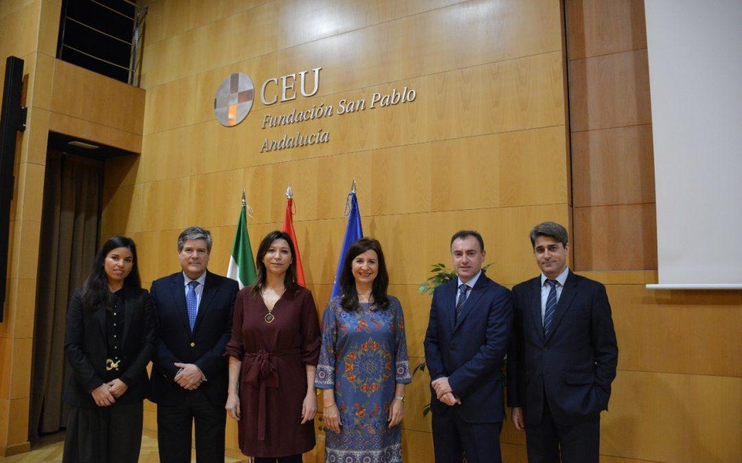 Los desafíos del Derecho Tributario en los nuevos escenarios digitales en CEU Andalucía