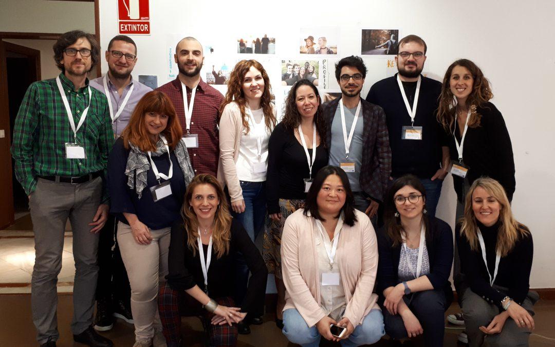 La Fundación Xul lidera desde Córdoba un proyecto para impulsar un modelo de voluntariado innovador entre la juventud europea