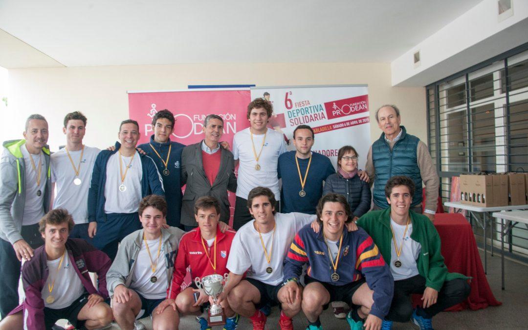 10 empresas españolas participan en la 6ª Edición de la Fiesta Deportiva de Fundación Prodean
