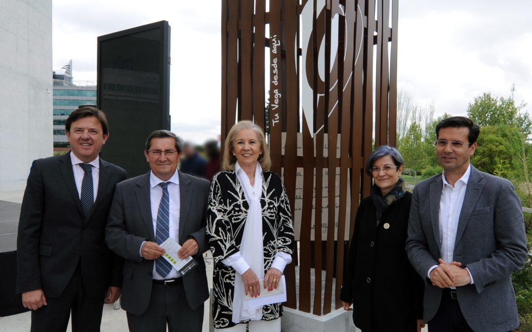 CajaGranada Fundación, Bankia y la asociación 'Descubrir la Vega' celebran el Día Mundial de la Tierra