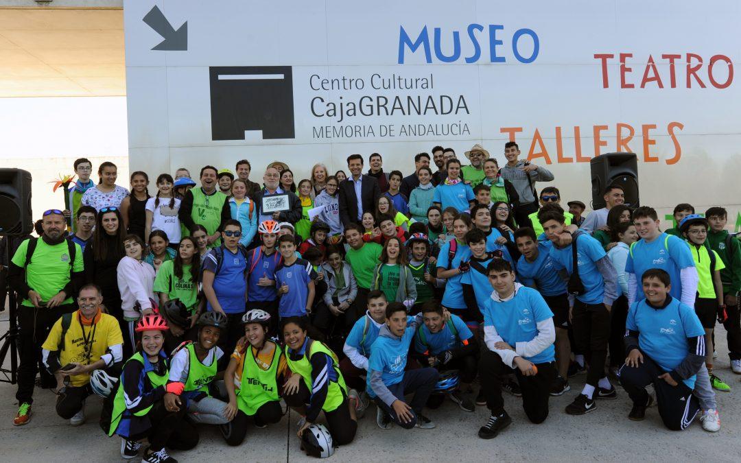 El Centro Cultural Memoria de Andalucía acoge el final de la Ciclo Ruta y entrega de los Premios Amigos de la Vega