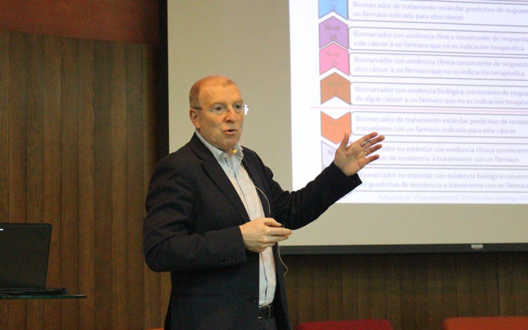 Joaquín Dopazo, director del Área de Bioinformática del SSPA, se lleva el Premio Fundación Cajasol a la Investigación en Tecnologías de la Información y Comunicación en Biomedicina