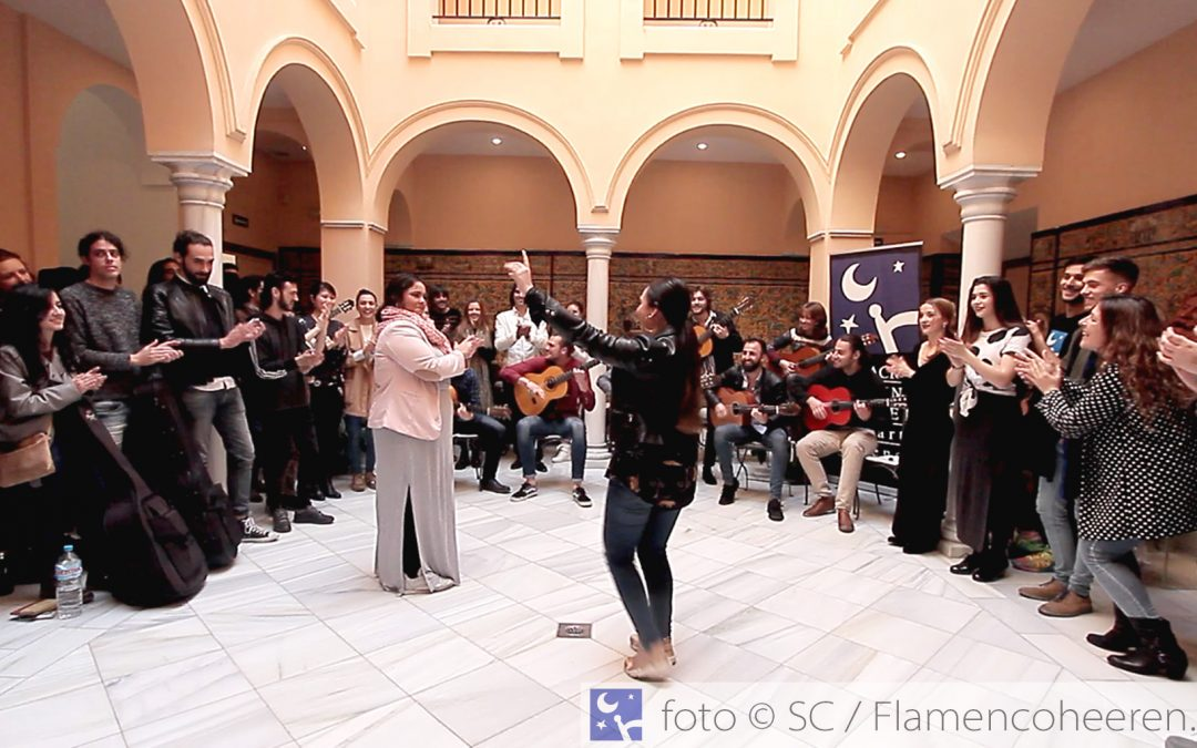 La Fundación Cristina Heeren convoca un renovado Curso Flamenco Anual 2019/2020