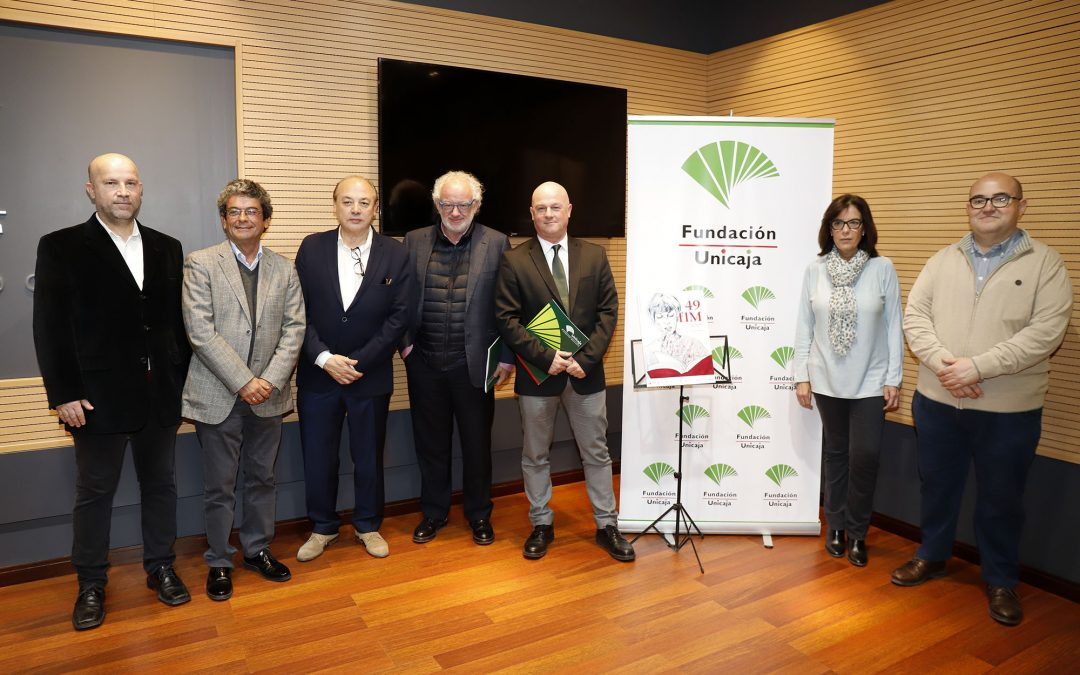 Fundación Unicaja patrocina la 49º Feria del Libro con una amplia programación para todos los públicos