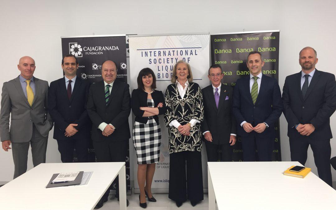 Bankia y CajaGranada Fundación impulsan la labor investigadora de la Asociación Internacional de Biopsia Líquida