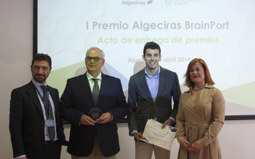 """La APBA y la Fundación Campus Tecnológico entregan el I Premio de Innovación Portuaria """"Algeciras BrainPort"""""""