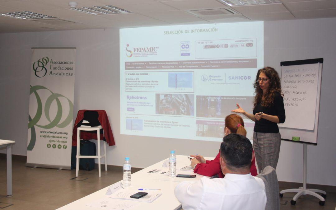 Comienza el módulo «Gestión de la comunicación en las Entidades Sin Ánimo de Lucro» en el Curso de Experto
