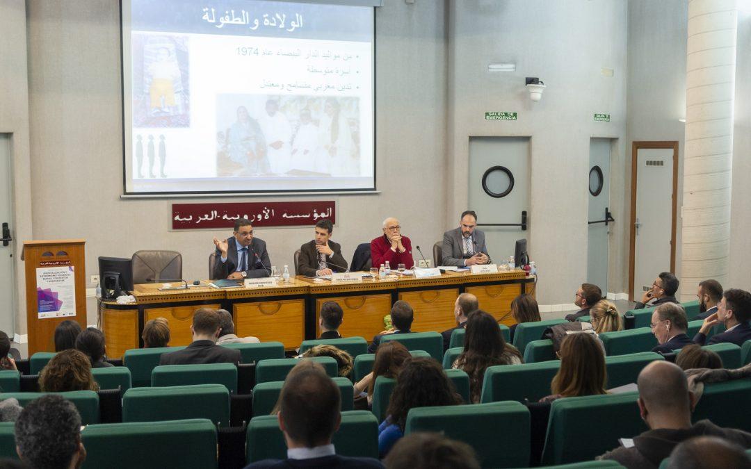 Se clausura el Seminario internacional «Radicalización y extremismo violento» en la Fundación Euroárabe