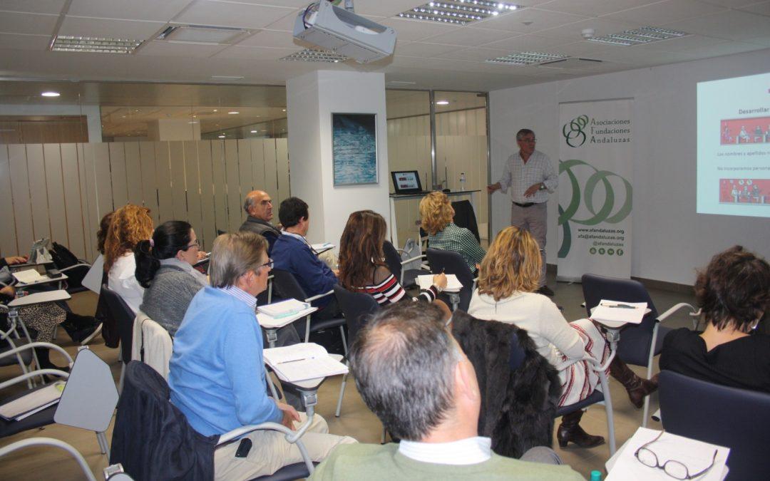 Éxito del Seminario sobre Patronato y Junta Directiva