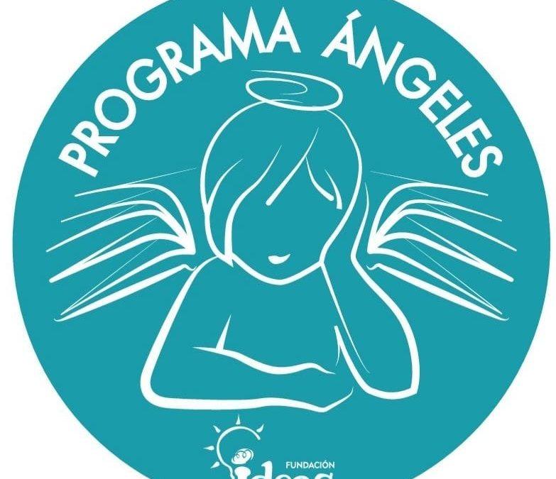 La Fundación Ideas continua luchando contra el fracaso escolar con su 'Programa ángeles'