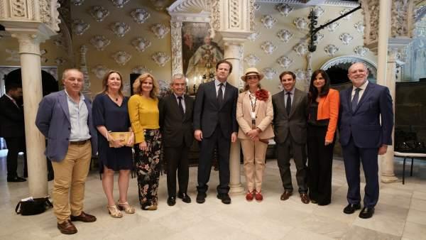 La Infanta Elena preside el desfile Second Chance organizado por la Fundación Alalá