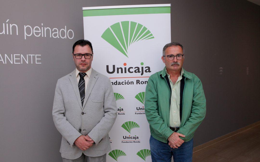 Fundación Unicaja Ronda celebra la décima edición del Aula Joaquín Peinado
