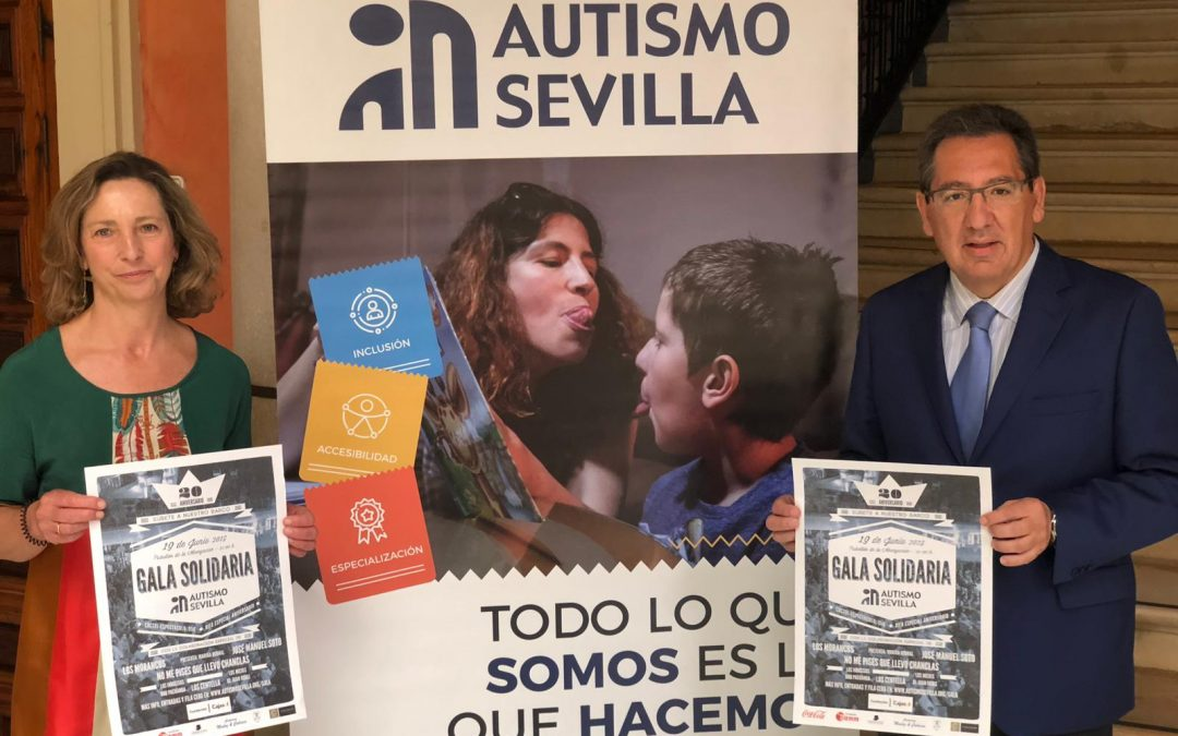 Autismo Sevilla: 20 años celebrando su Gala Solidaria por el Autismo
