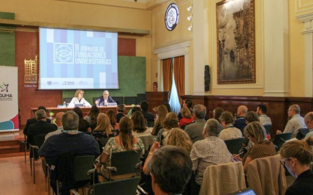 AFA participa en la III Jornada de Fundaciones Universitarias de la FGUMA