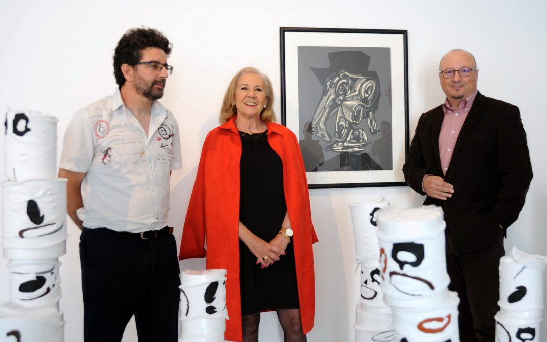 Arte para aprender, la exposición en la que los visitantes son los verdaderos protagonistas, vuelve al Museo Memoria de Andalucía
