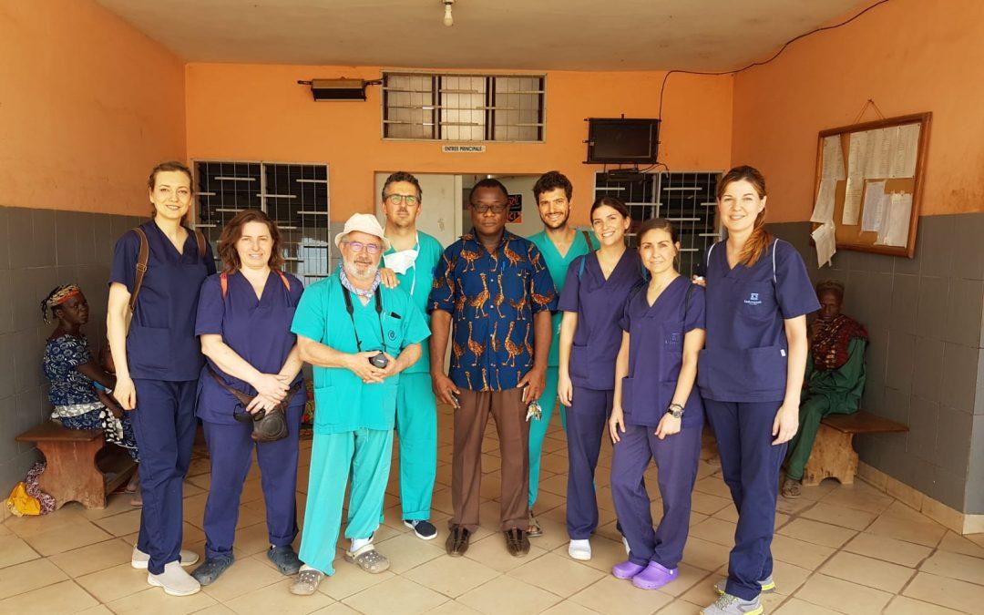 Fundación La Arruzafa atiende a 1.376 pacientes y realiza 140 cirugías en su quinta misión al país africano de Benín