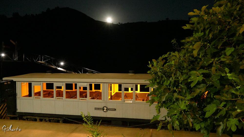 El Tren de la luna vuelve al Parque Minero de Riotinto