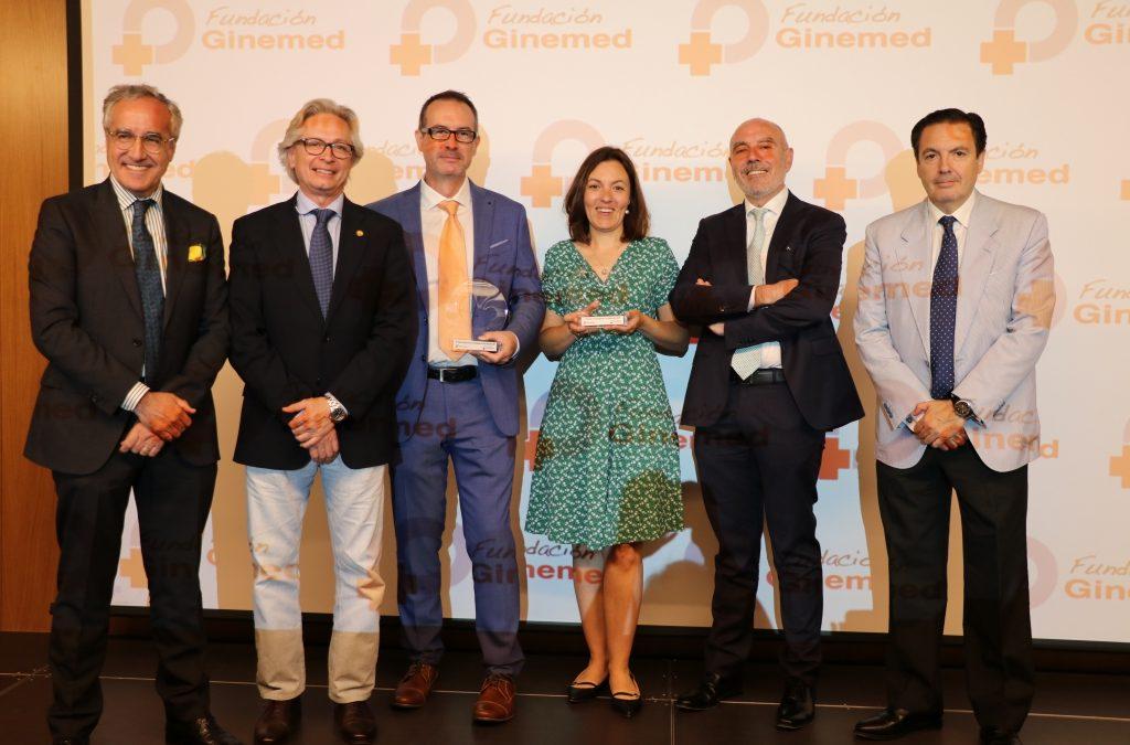 Fundación Ginemed otorgó a la Asociación Red Nacional de Infértiles el Premio a la Divulgación de la Maternidad 2019