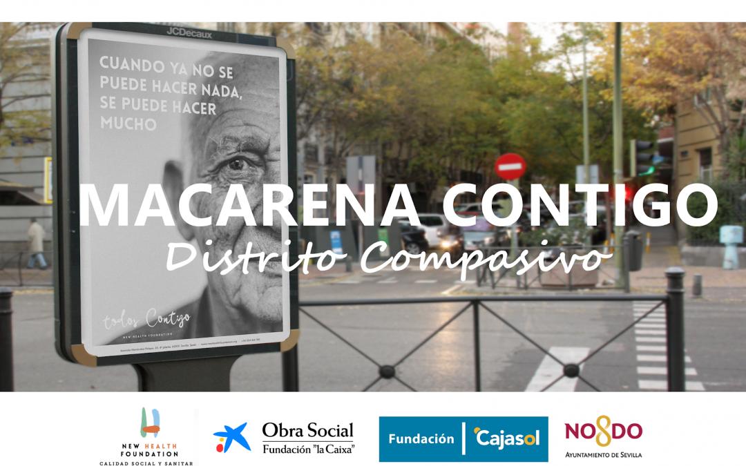 """'Sevilla contigo' se amplía al Distrito Macarena gracias al apoyo de Obra Social """"la Caixa"""" y Fundación Cajasol"""