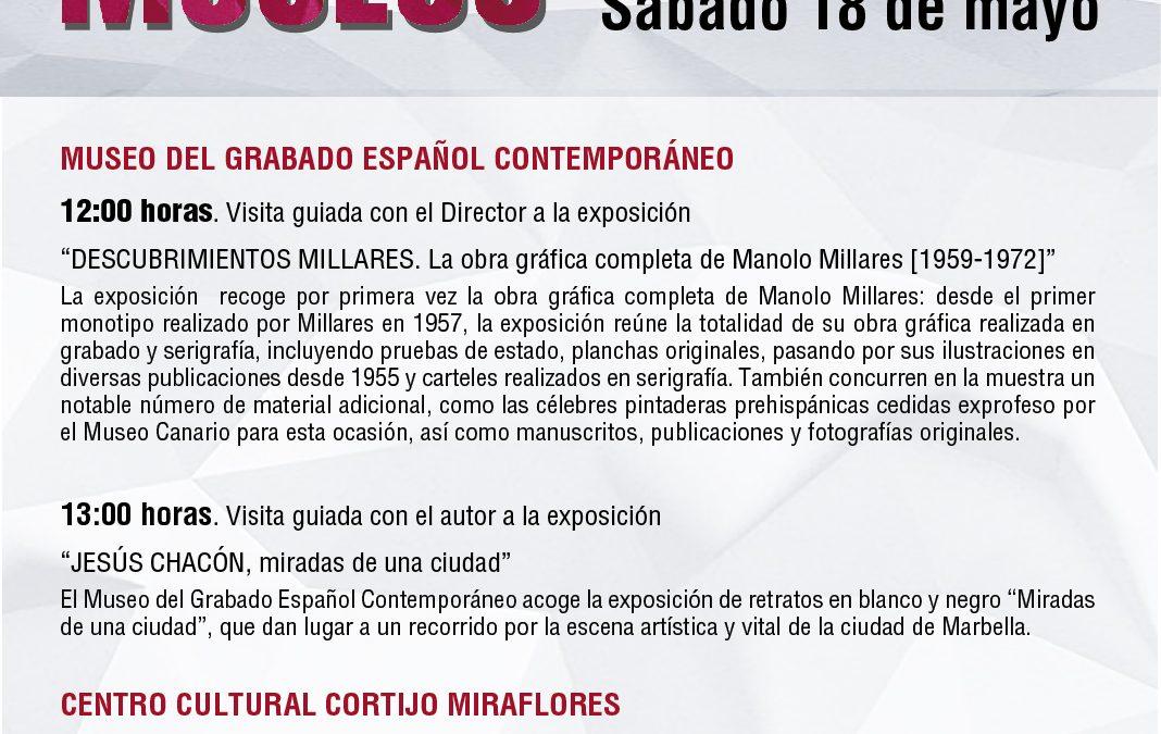 Marbella, Málaga. Día internacional de los museos