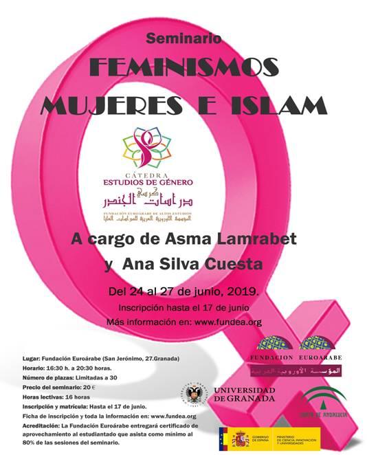 Granada. Seminario 'Feminismos, Mujeres e Islam'