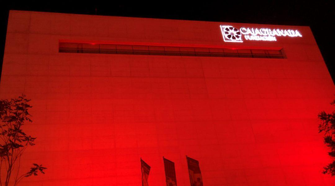 """El Centro Cultural Memoria de Andalucía se """"vestirá"""" de rojo para visibilizar el síndrome 22q11"""
