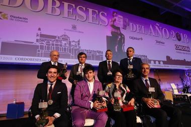 La Fundación Antonio Gala, premiada como Cordobés del Año 2018
