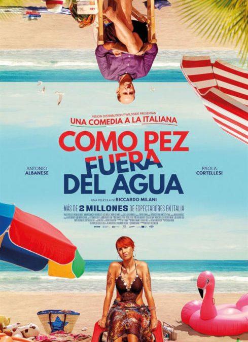 Sevilla. Martes de Cine: proyección de 'Como pez fuera del agua'