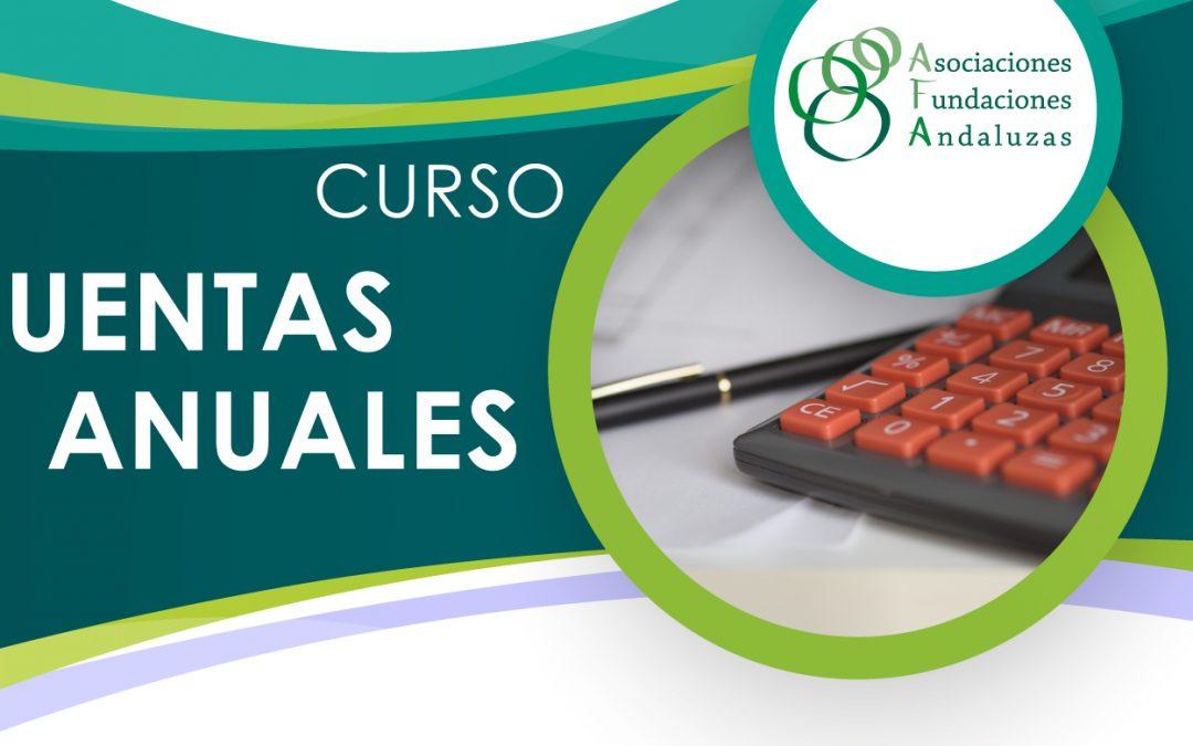 """Curso: """"Cuentas anuales"""""""