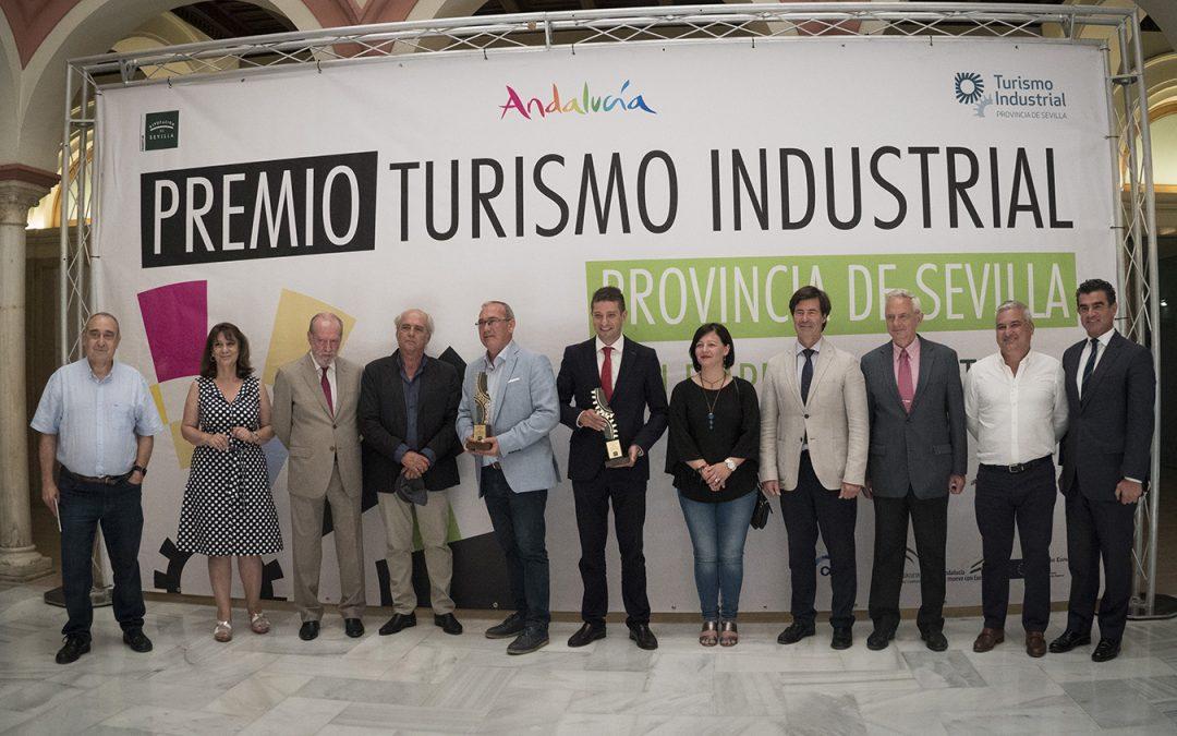 Fupia en el VI Encuentro Empresarial de Turismo Industrial celebrado en Sevilla