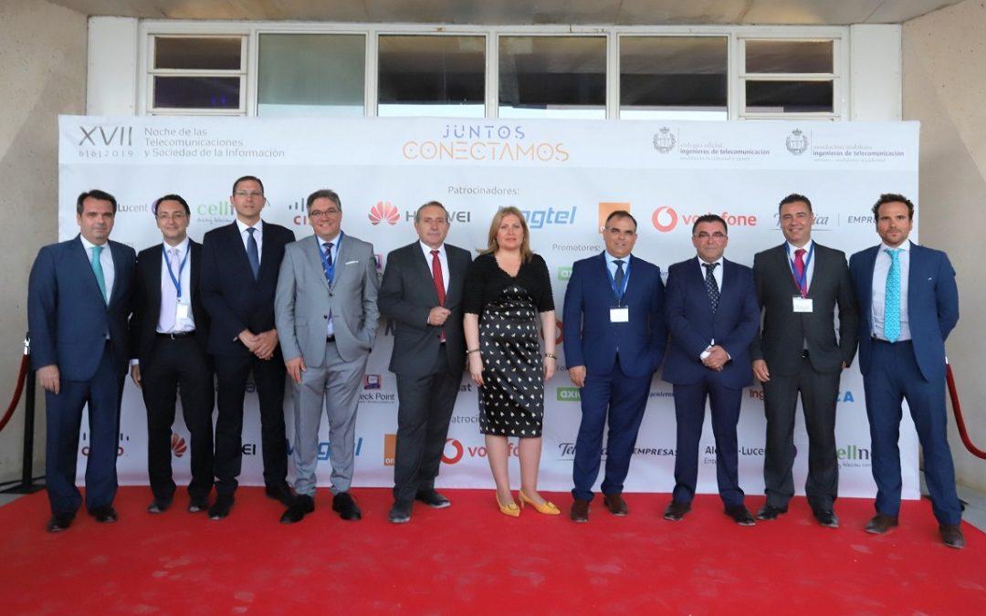 Fundación Magtel recibe uno de los Premios Andaluces de las Telecomunicaciones 2019