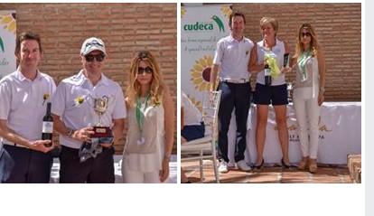 Súper torneo de golf solidario de La Cala Resort por CUDECA