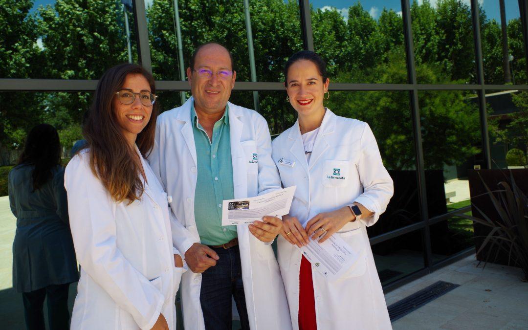 El Hospital La Arruzafa celebra la  II Reunión Estrabológica Andaluza