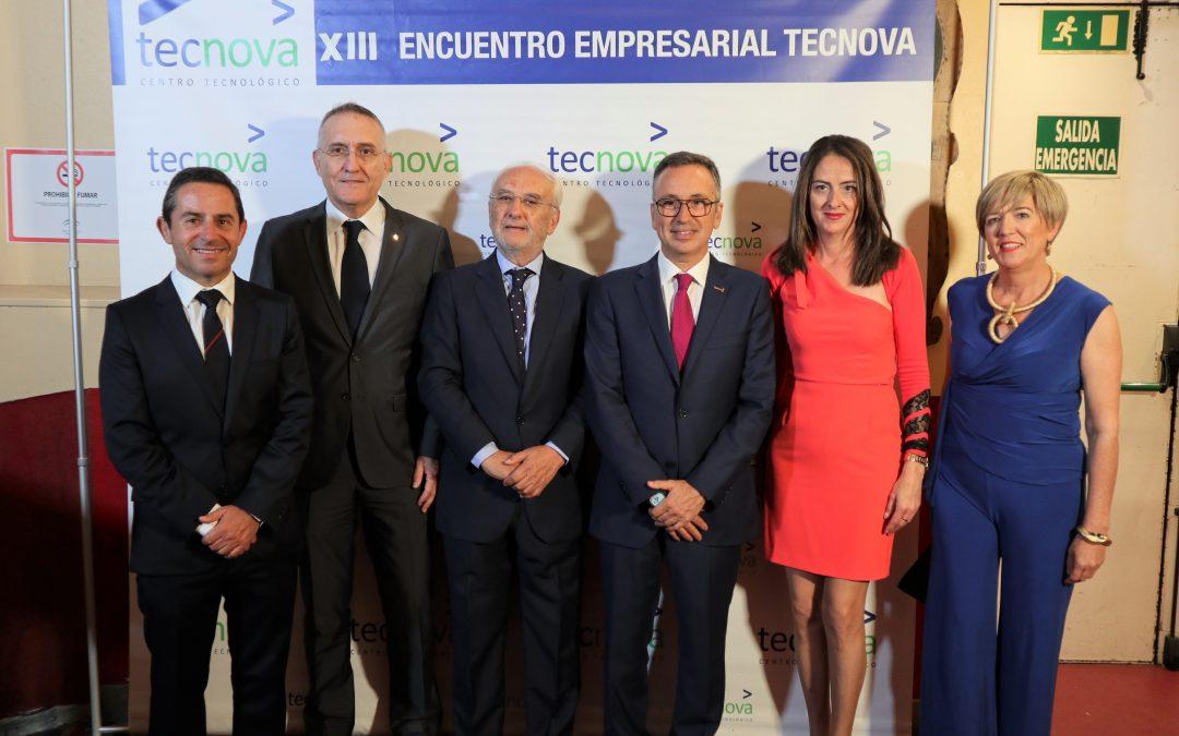 Tecnova celebra su XIII Encuentro empresarial y destaca los valores de rigurosidad, pasión y compromiso