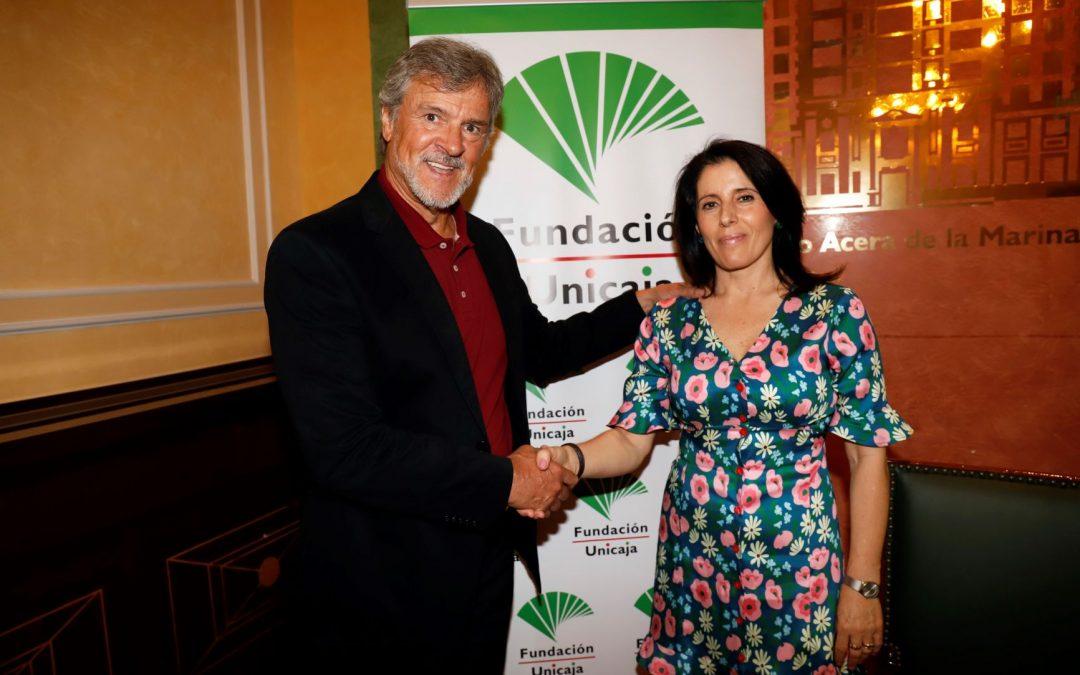 Fundación Unicaja renueva su apoyo al Club Balonmano los Dólmenes