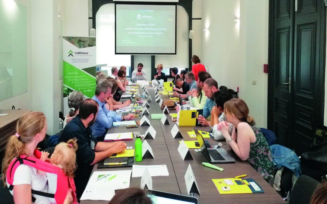 CTA organiza una jornada en Bruselas para detectar las necesidades educativas de la Bioeconomía europea