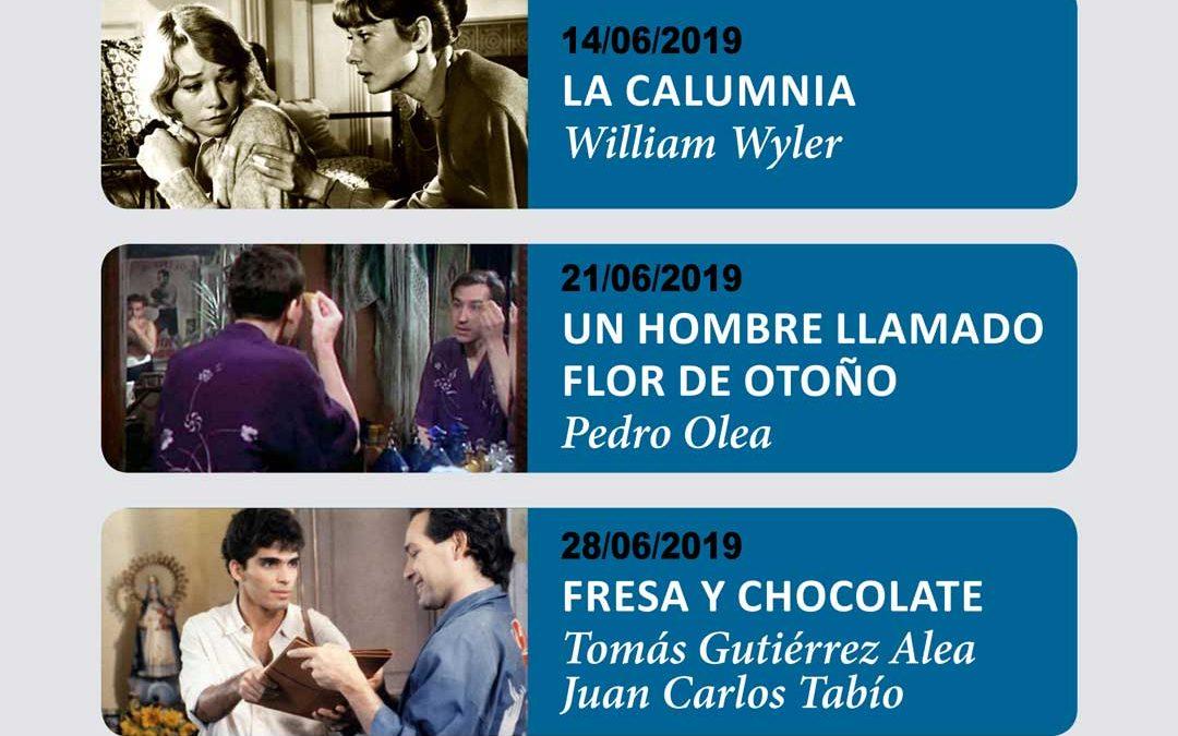 Sevilla. Cine-club: 'La diversidad en la pantalla': 'Fresa y chocolate'