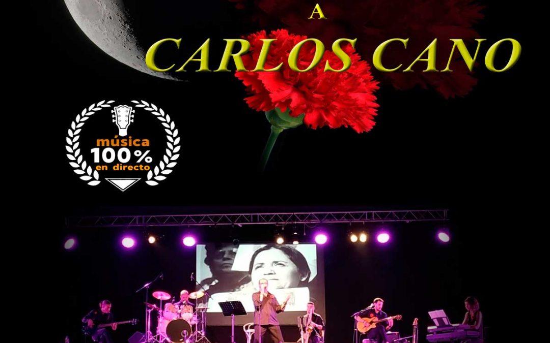 Sevilla. Concierto homenaje a Carlos Cano 'Luna y clavel
