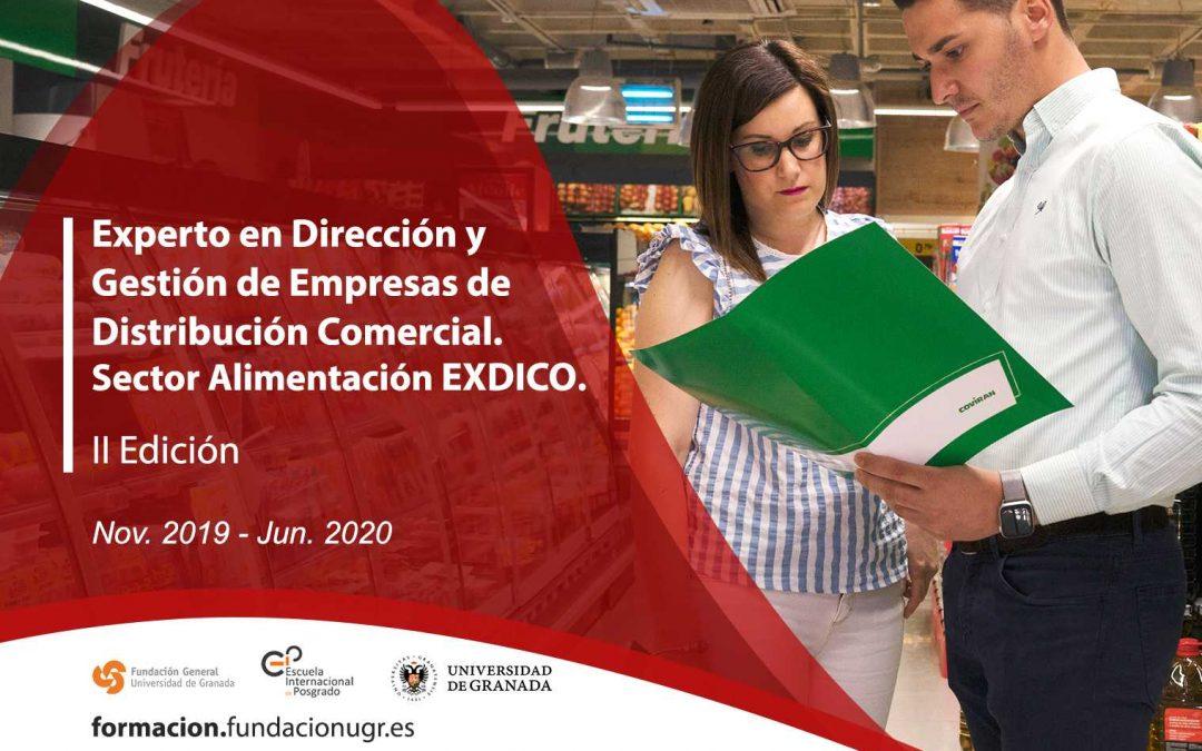 Fundación Covirán junto con Fundación General Universidad de Granada buscan la próxima generación de la distribución comercial