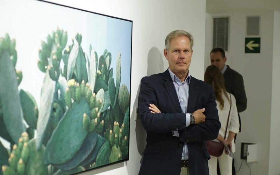 Sevilla. Talleres sobre la exposición 'Naturaleza en Transformación', de Alwin van der Linde