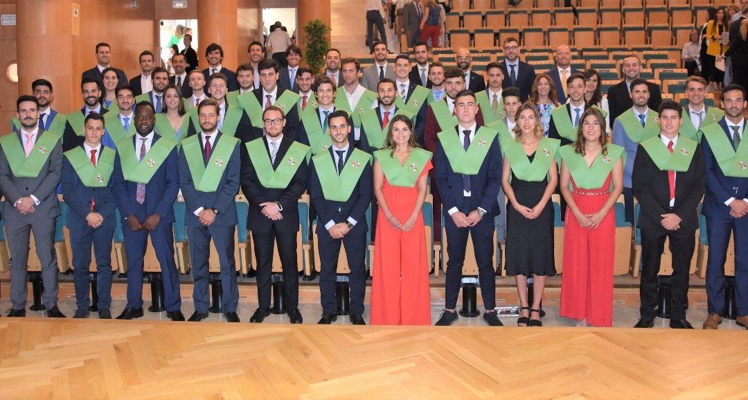 443 egresados en CEU Andalucía: Nuevas promociones en el Centro de Estudios Universitarios Cardenal Spínola CEU