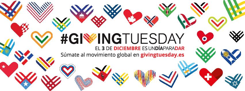 El #GivingTuesday contará un año más con AFA como socio estratégico en Andalucía