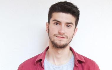 El que fue alumno de la Fundación Antonio Gala, Javier Temprado, gana el XI Premio Poesía Joven de RNE