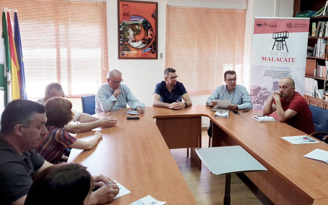 """Reunión informativa para promover la participación en el """"II Reto Malacate"""""""