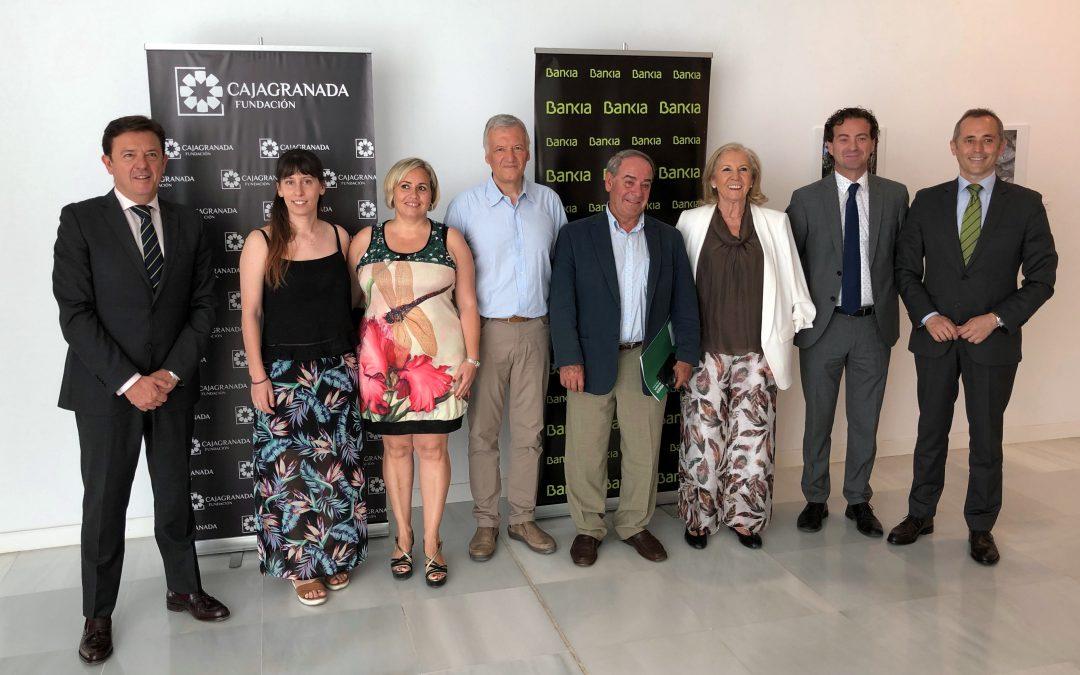 Bankia y CajaGranada Fundación impulsan  el voluntariado ambiental en Sierra Nevada