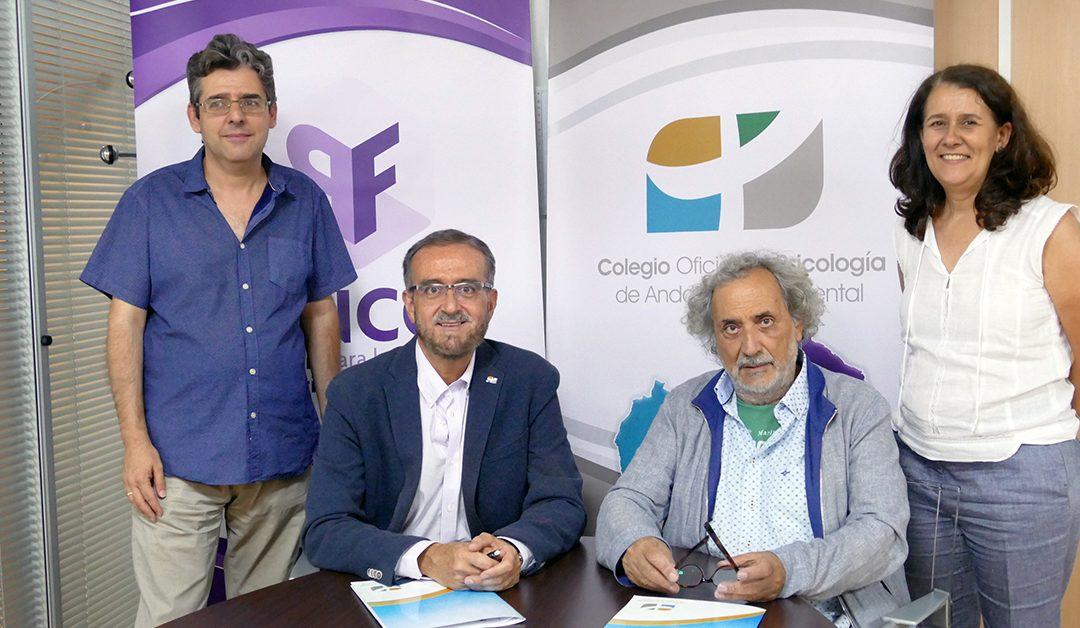 FUNCOP firma un convenio de colaboración con la Fundación Sevilla Acoge