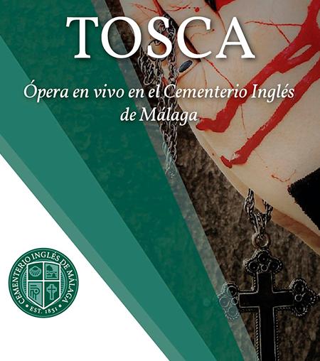 Málaga. Ópera: «Tosca» de Puccini