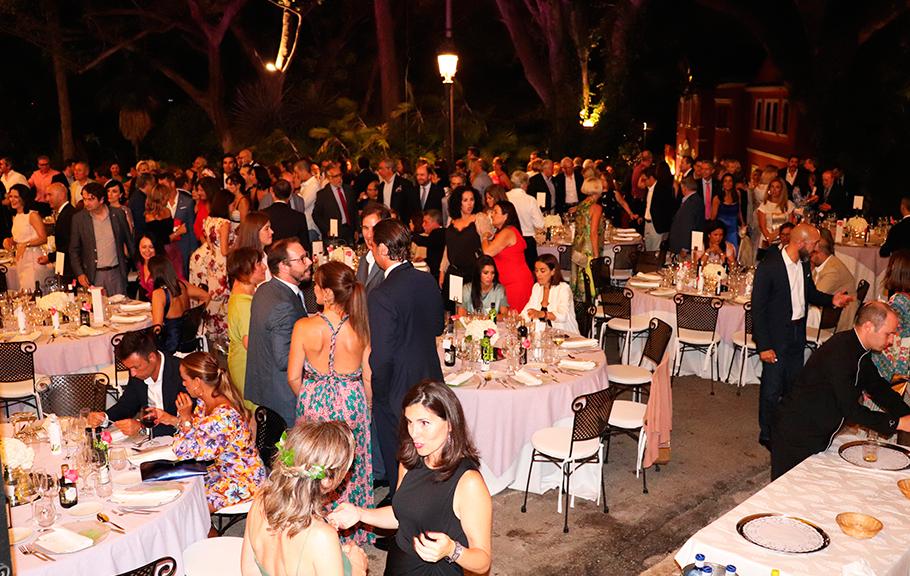 Gran éxito de la Cena de Gala Fundación Andrés Olivares