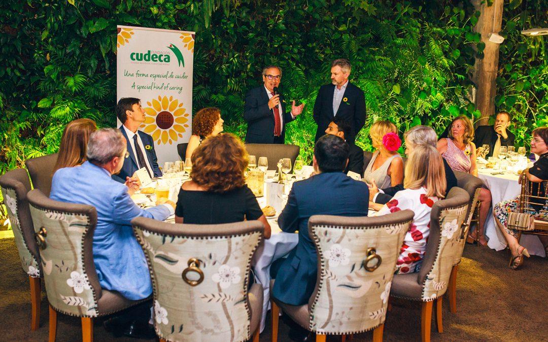 Gran noche solidaria en la cena de gala de la Fundación Cudeca